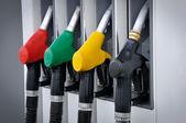 Stacja benzynowa — Zdjęcie stockowe