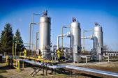 Oil industry — Стоковое фото