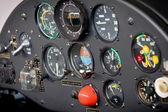 Airplane Cockpit — Stock Photo