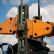Oil pump jack — Stockfoto #9917931