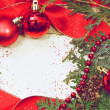 Colorful Christmas background. — Stock Photo
