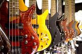 Guitars — Stock Photo