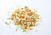 Dried vegetables. — Stock Photo