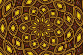 Pattern in the yellow-brown — Stock Photo