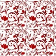Seamless Valentines Pattern 01 — Stock Vector