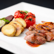 Roasted duck — Stock Photo #10072129