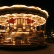 Classical french carousel — Stock Photo
