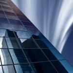 Reflection of skyscraper — Stock Photo #9603102