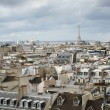 Roofs of Paris - Stock Photo