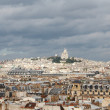 Roofs of Paris — Foto de Stock