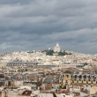 Roofs of Paris — Stock fotografie