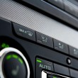 Car climate control — Stock Photo #9603822