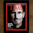 Stock Photo: Steve Jobs On Cover