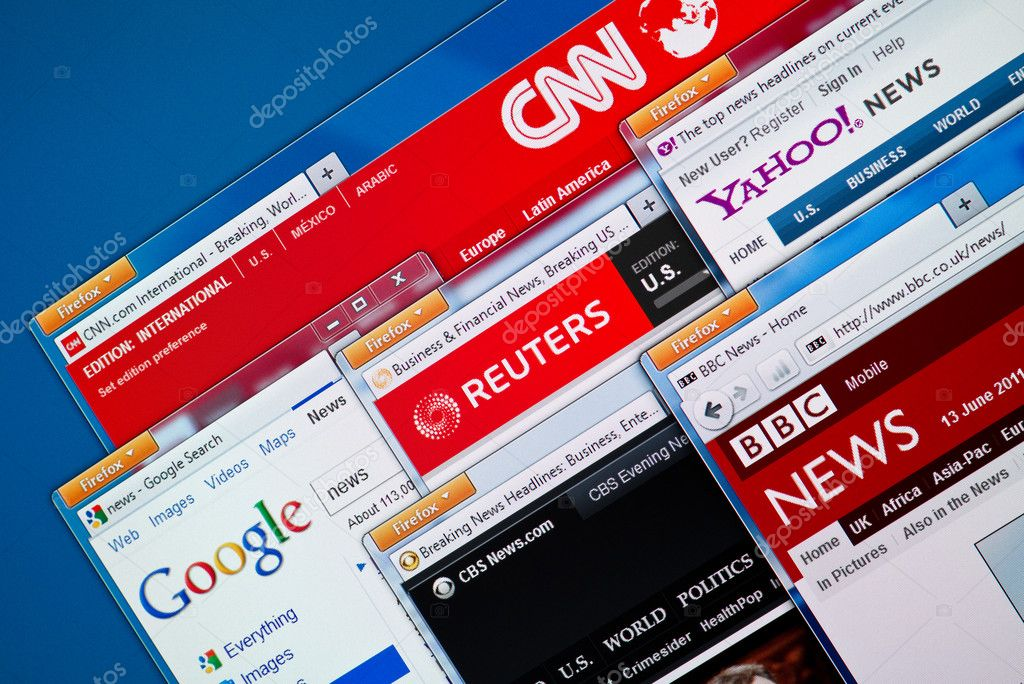 impact of online news websites on