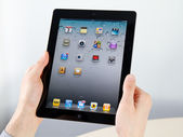 IPad2 Homepage Screen — Stock Photo