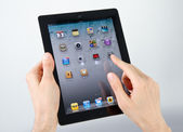 IPad2 Start Screen — Stock Photo