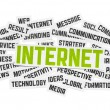 Stock Photo: Internet