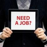 Need A Job? — Stock Photo #9727799