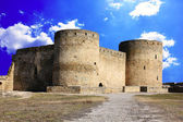 Inside Akkerman fortress — Stock Photo