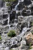 流水瀑布 — 图库照片