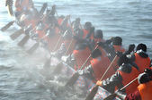 Dragon Boat Races — Stock Photo