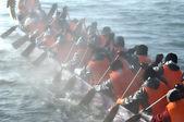 Dragon Boat Races — Stockfoto