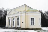 Pavilion in Pavlovsk — Stock Photo
