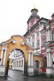 Alexandro-Nevskay Lavra in St.Peterburg — Stock Photo