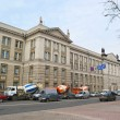 Street in the central part of Minsk — Stock Photo #8111021