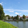 View of Minsk on a sunny summer day — Stock Photo #8189569