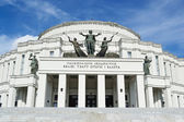 Theatre opera and ballet in Minsk — Стоковое фото