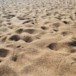 Beautiful sand background — Stock Photo