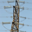 Electricity tower — 图库照片