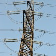 Electricity tower — Stockfoto
