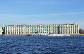 The Hermitage Museum — Stock Photo