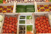 PARIS - FEBRUARY 26: The Paris International Agricultural Show 2012 - vegetables (4) — Zdjęcie stockowe