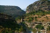 Old bridge in Montenegro — Stock Photo