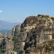 Meteora monastery in Greece — Stock Photo #10470465