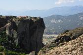 Meteora kloster i grekland — Stockfoto
