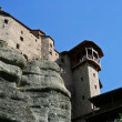 Meteora monastery in Greece — Stock Photo #10691573