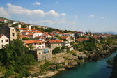 Town of Mostar — Stock Photo