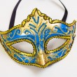 Colored carnival mask — Stock Photo