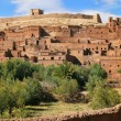 Stock Photo: Kasbah Ait Ben Haddou
