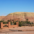 Kasbah of Ait Benhaddou, Morocco — Stock Photo