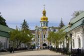 Kiev, Ukraine - May 08, 2010: Kievo-Pecherskaya lavra monastery — Zdjęcie stockowe