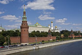 Moscow, Kremlin — Stock Photo