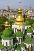Kyjev, ukrajina, sofiyiskiy katedrála — Stock fotografie