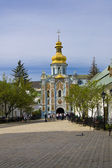 Kiev, Ukraine, Kievo-Pecherskaya lavra monastery — Stock Photo