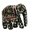 Stock Photo: Souvenir elephant, India