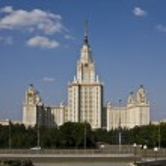 Moscow, University — Stock Photo #10675047